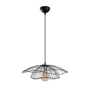 Lustra Opviq lights Tel, ø 50 cm, negru