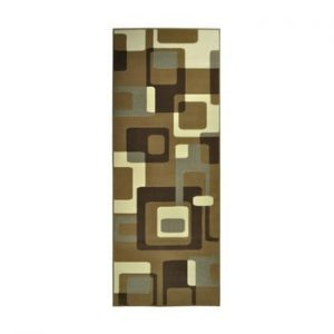 Covor Hanse Home Hamla Retro, 80 x 150 cm, maro