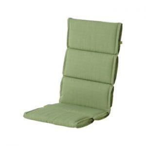 Saltea scaun gradina Hartman Casual, 123 x 50 cm, verde