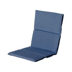 Saltea scaun gradina Hartman Casual, 107 x 50 cm, albastru