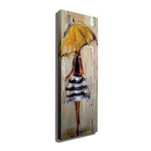 Tablou pe panza Josephine, 30 x 80 cm