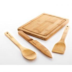 Set din bambus pentru tofu Bambum