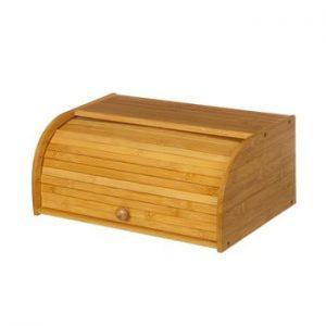 Cutie din lemn de bambus pentru paine Unimasa, 27 x 16,5 cm