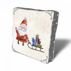 Perna scaun Asir White Christmas