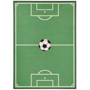 Covor pentru copii Zala Living Football, 200 x 290 cm, verde