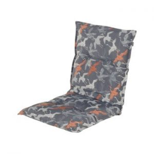 Saltea scaun gradina Hartman Cognac Silvan, 100 x 50 cm