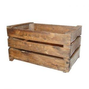 Cutie din lemn Antic Line Woodis