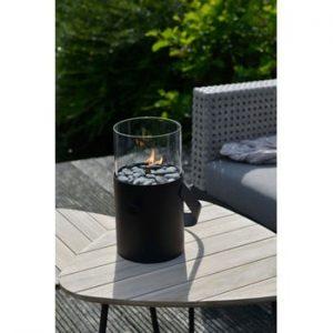 Lampa pe gaz Cosi Original, inaltime 30 cm, negru