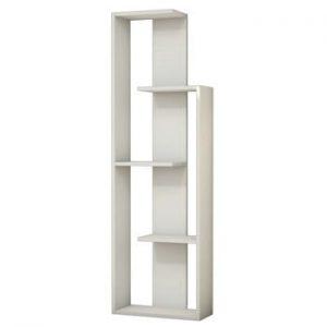 Biblioteca Wand, alb