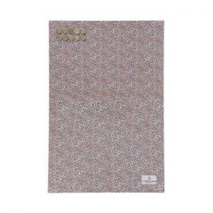Tabla metalica pentru mesaje A Simple Mess Paule Pale Mauve, 40 x 60 cm
