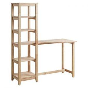 Birou cu raft DEEP Furniture Aileen