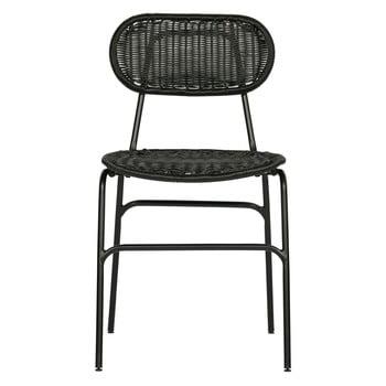 Set 2 scaune adecvate interior/exterior WOOOD Britt