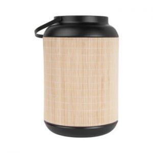 Felinar din bambus PT LIVING, 18 x 27,5 cm