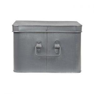 Cutie metalica pentru depozitare LABEL51 Media, latime 35cm