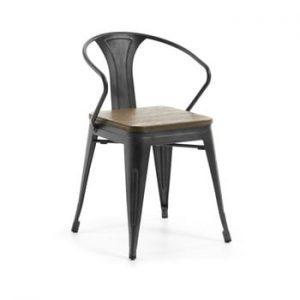Set 4 scaune de gradina La Forma Malibu