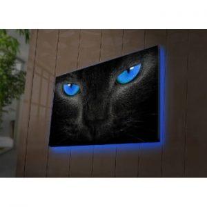 Tablou cu LED-uri Morrison, 70 x 45 cm
