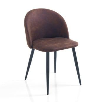 Set 4 scaune Tomasucci New Kelly, maro