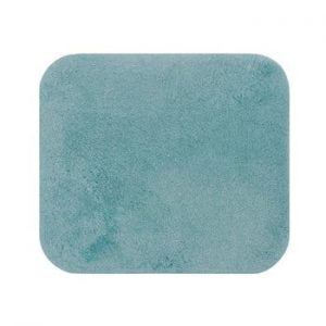 Covoras de baie Confetti Bathmats Miami, 50 x 57 cm, albastru