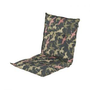 Saltea scaun gradina Hartman Pink Silvan, 100 x 50 cm