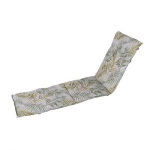 Saltea scaun gradina Hartman Green Belize, 195 x 63 cm