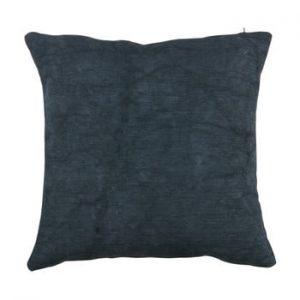 Perna WOOOD Belle, 45 x 45 cm, albastru inchis