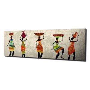 Tablou pe panza Angola, 80 x 30 cm
