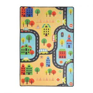 Covor copii Road, 100 x 160 cm