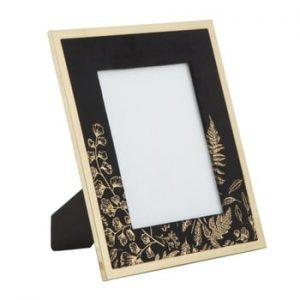 Rama foto Mauro Ferretti Glam, 15 x 20 cm, negru