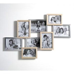 Rama foto de perete Tomasucci Random, 8 fotografii