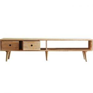 Masa TV din lemn DEEP Furniture Dexter