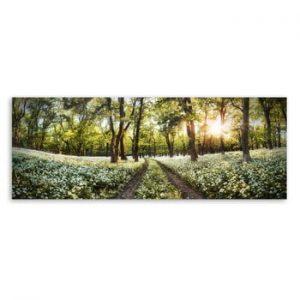 Tablou imprimat pe panza Styler Spring, 150 x 60 cm