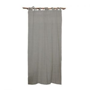 Draperie Linen Cuture Cortina Hogar Cool Grey, gri