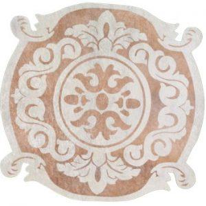 Covor Vitauss Rose, ⌀ 100 cm