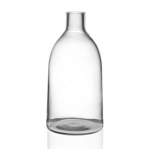 Vaza din sticla Versa Prahna, inaltime 29 cm, transparent