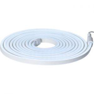 Sirag luminos pentru exterior Best Season Rope Light Flatneon, lungime 500 cm, albastru deschis