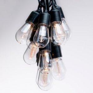 Extensie lumini decorative DecoKing Bulb, lungime 3 m