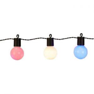 Sirag luminos LED pentru exterior LED Best Season Hooky, 20 becuri
