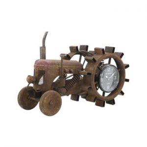 Ceas metalic pentru masa Mauro Ferretti Tractor