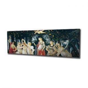 Tablou pe panza Saints, 80 x 30 cm