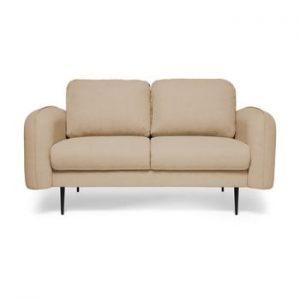 Canapea cu 2 locuri Vivonita Skolm, bej