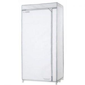 Dulap textil Compactor Wardrobe X1, alb