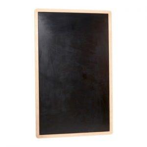 Placa pentru perete Hübsch Oak Board, negru