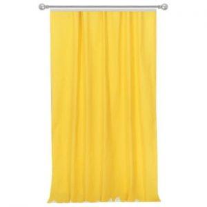 Draperie Apolena Simply Yellow, 170 x 270 cm, galben