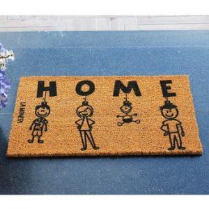 Pres Doormat Home, 70 x 40 cm