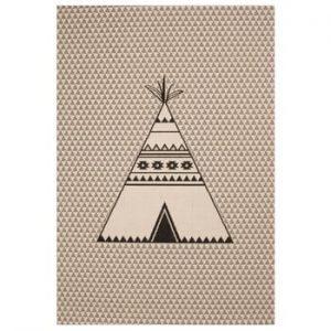 Covor pentru copii Zala Living Tent, 120 x 170 cm