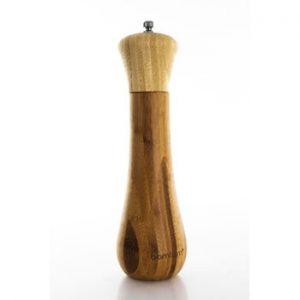 Rasnita din bambus pentru piper Bambum Nocchi, 25 cm