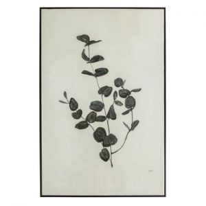 Tablou cu rama WOOOD Yaro Eucalyptus