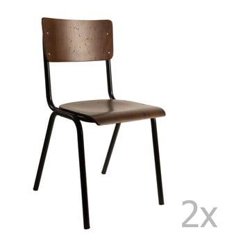 Set 4 scaune Dutchbone Scuola