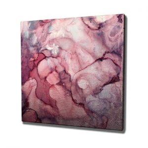 Tablou pe panza Pink Dream, 45 x 45 cm