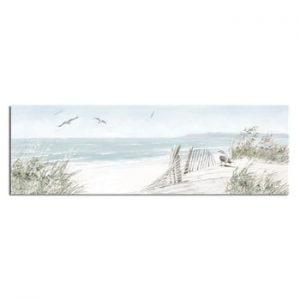 Tablou Styler Canvas Watercolor Dune, 45 x 140 cm